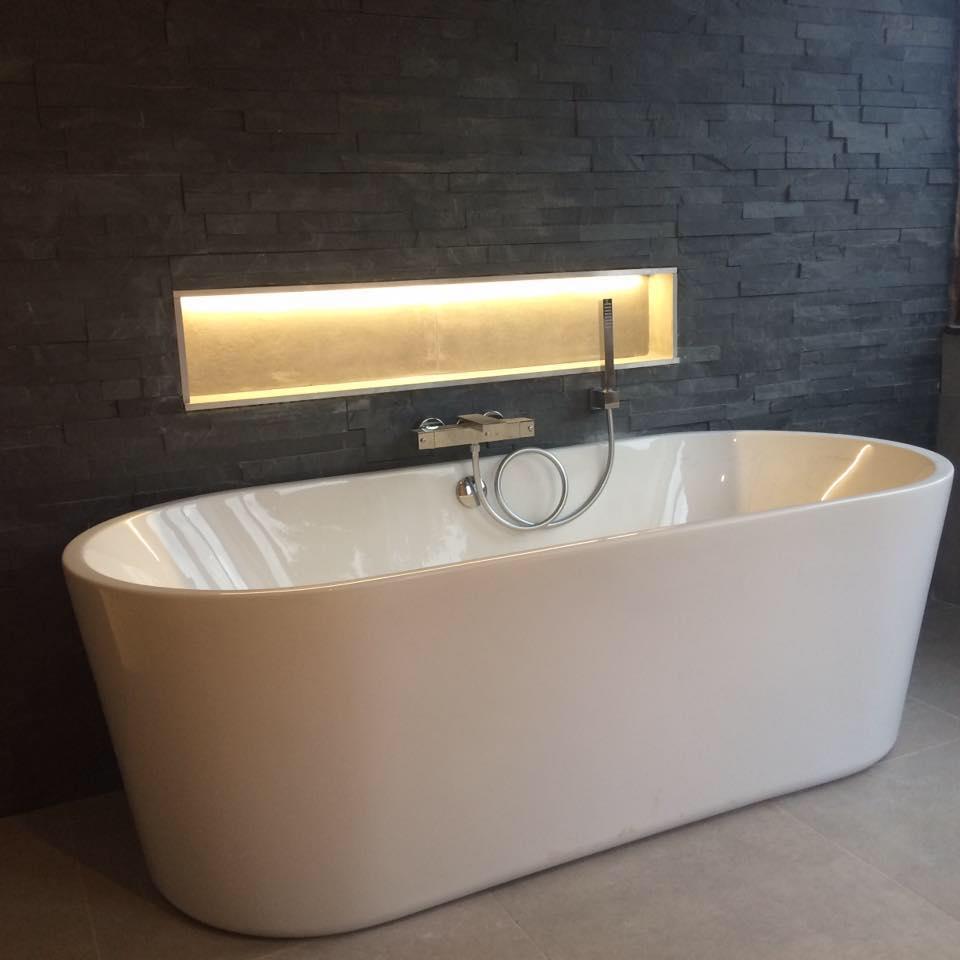 Totaalrenovatie badkamers, sanitair en verwarming